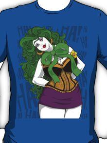 BBW Clown in Corset T-Shirt