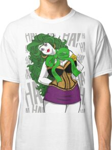 BBW Clown in Corset Classic T-Shirt