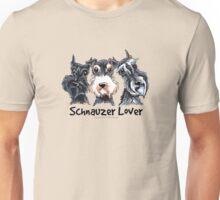 Schnauzer Lover Unisex T-Shirt