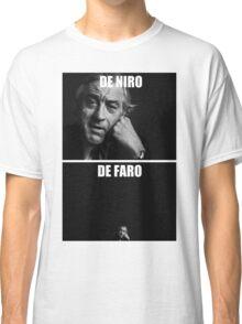 Robert De Niro Classic T-Shirt