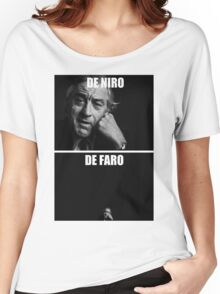 Robert De Niro Women's Relaxed Fit T-Shirt
