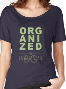 Organized Women's Relaxed Fit T-Shirt