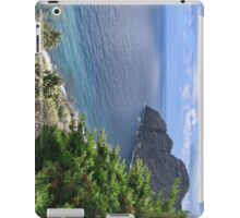 Sea View from La Gomera iPad Case/Skin