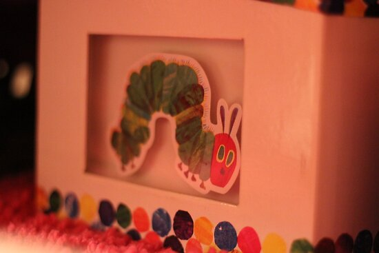 THE VERY HUNGRY CATERPILLAR by Jack Catford