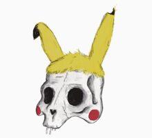 The Skull of Pikachu T-Shirt