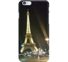 France, Paris, Eiffel tower, iPhone Case/Skin
