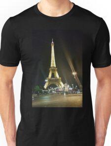 France, Paris, Eiffel tower, Unisex T-Shirt