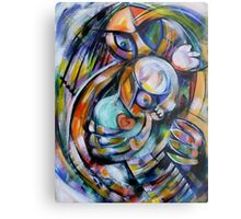 Safe in Her Mother's Womb Metal Print