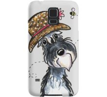 Grand Ole Schnauzer Samsung Galaxy Case/Skin