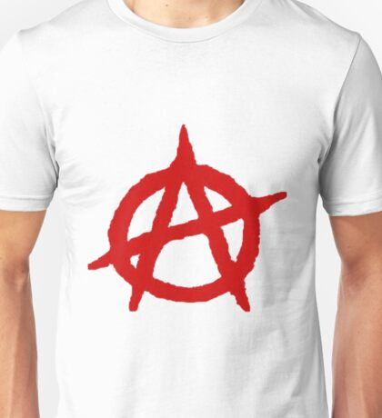 Anarchy Shirt Unisex T-Shirt