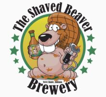 Shaved Beaver Brewery by AngelGirl21030