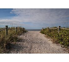 Entrance to the Gulf  Photographic Print