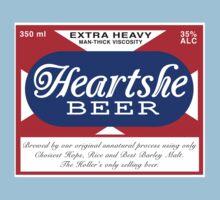Heartshe Beer Baby Tee