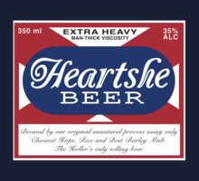 Heartshe Beer One Piece - Long Sleeve