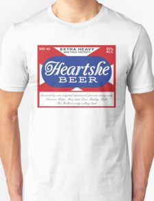 Heartshe Beer Unisex T-Shirt