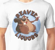 Beaver Liquors Unisex T-Shirt