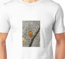 Song of the Warbler - Blackburnian Unisex T-Shirt