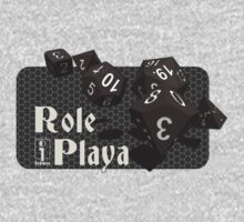 Role Playa - Black by SirInkman