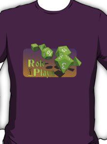 Role Playa - Green T-Shirt