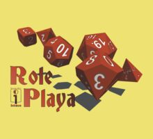 Role Playa - Red Baby Tee