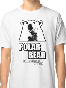 Polar Bear - Endangering Species Classic T-Shirt