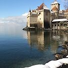 Chateau De Chillon by Lynn Wright