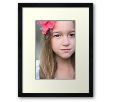 Charli Framed Print
