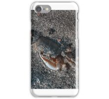 Hiding in the Sand  iPhone Case/Skin