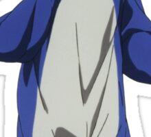 Hyouka: Eru Chitanda Penguin Outfit Pose Sticker