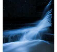 Cold Waters of Light Photographic Print