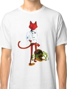 Katz from Courage the Cowardly Dog Classic T-Shirt