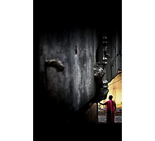 """""""My room in Bangalore has a point of view."""" Photographic Print"""