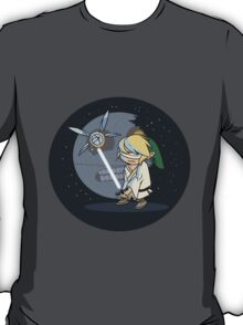 Use the Triforce Link T-Shirt