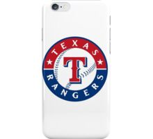 texas ranger iPhone Case/Skin