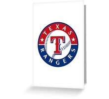 texas ranger Greeting Card