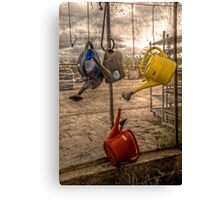 Off The Hook Canvas Print