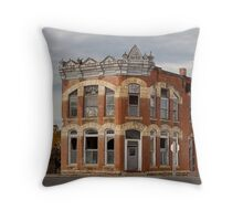Bank Failure Throw Pillow