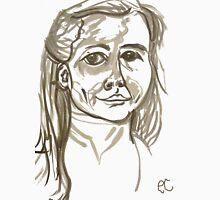 Mandy Connel portrait as clothing Unisex T-Shirt
