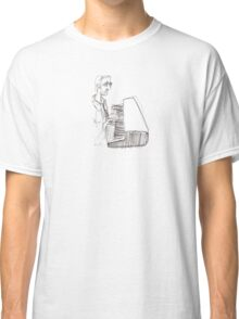SIng us a song, Mr Piano Man Classic T-Shirt