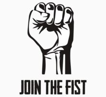 Join the Fist by MattHogen