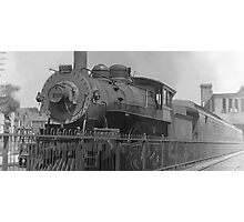Locomotive 1110 Photographic Print