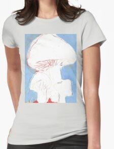 Big white fungi tshirt T-Shirt