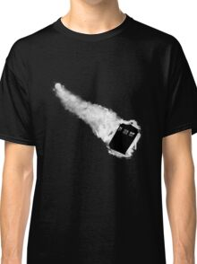 Doctor Who TARDIS - Minimalist Classic T-Shirt