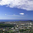 Honolulu and Diamondhead by thruHislens .