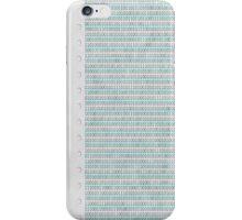 Computer Paper iPhone Case/Skin