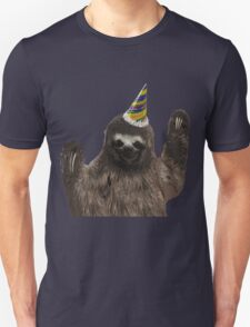 Party Animal - Sloth T-Shirt