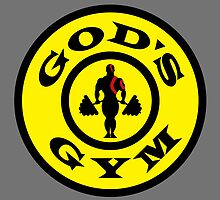God's Gym (God of War) by huckblade