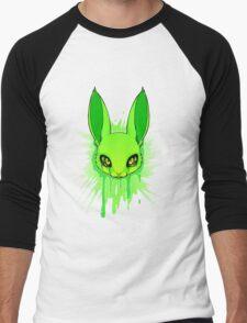 Clique Bunnies - Radioactive Men's Baseball ¾ T-Shirt