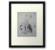 Corpse Framed Print