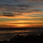 Santa Barbara Sunset I by Thomas Skahill